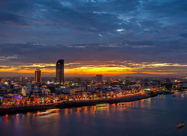 Phnom Penh City