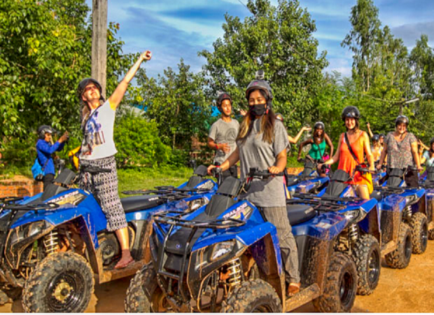 Countryside Tour by Quad Bike (2 hours)