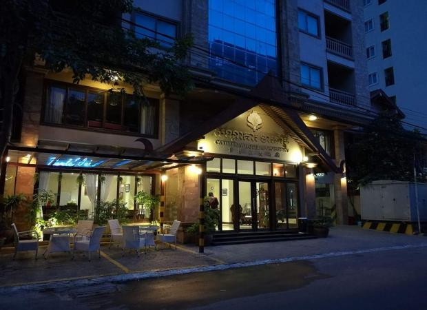 Cardamom Hotel and apartment