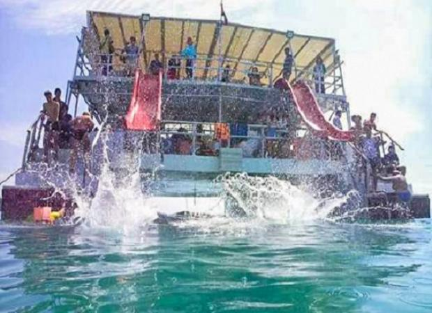 Koh Rong Island Return Ticket by Modern Boat