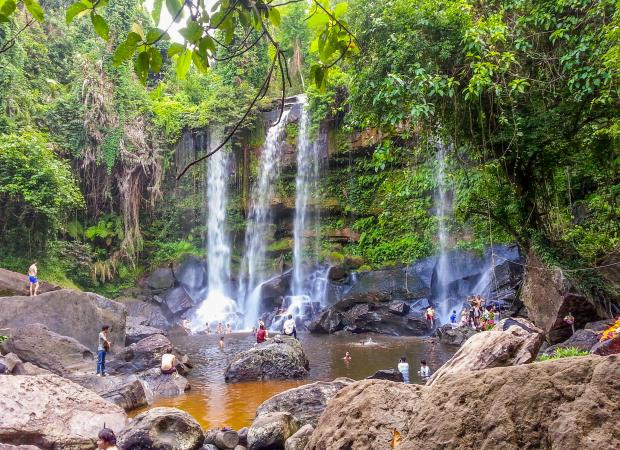 Kulen Mountain & Thousand Linga River Day Tour